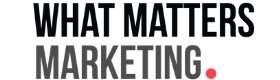 What Matters Marketing